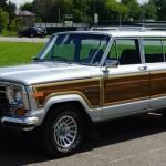Jeep Resurrects The Legendary Wagoneer