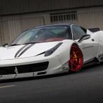 Fotografia De Liberty Walk Ferrari 458 Tuning Online