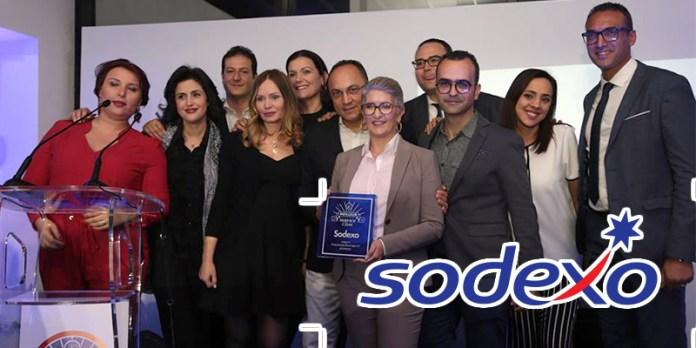 En vidéo : SODEXO TUNISIE désigné Meilleur service Client 2019