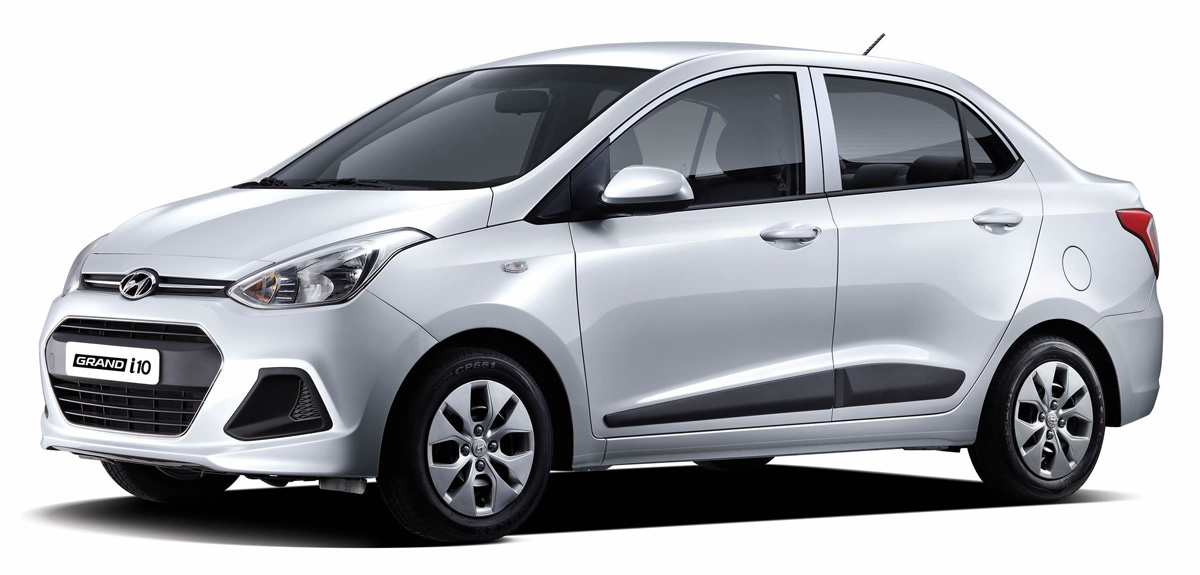 Hyundai Grand i 10 SEDAN  débarque en Tunisie