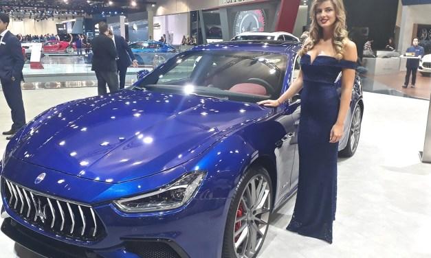 Dubai International Motor show 2017, le RDV des Supers Bolides!