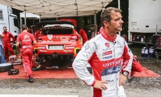 Sébastien Loeb de Retour en WRC sur Citroën C3 WRC