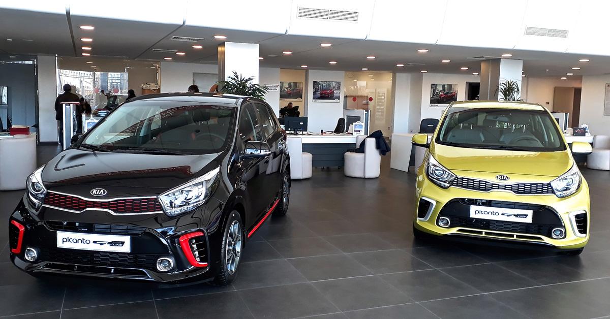 Avant Premiere La Nouvelle Kia Picanto Disponible A Kia Tunisie