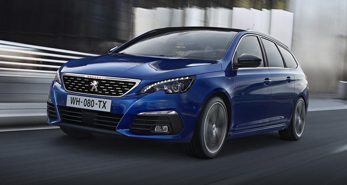 La Peugeot 308 TURBO PURETECH 110 CH « ELU MOTEUR DE L'ANNEE 2015 »