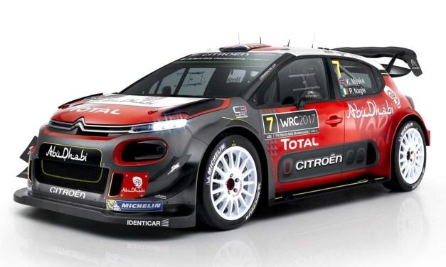 La Citroën C3 WRC ET SON SURPRENANT «Little Big Racing» 2018