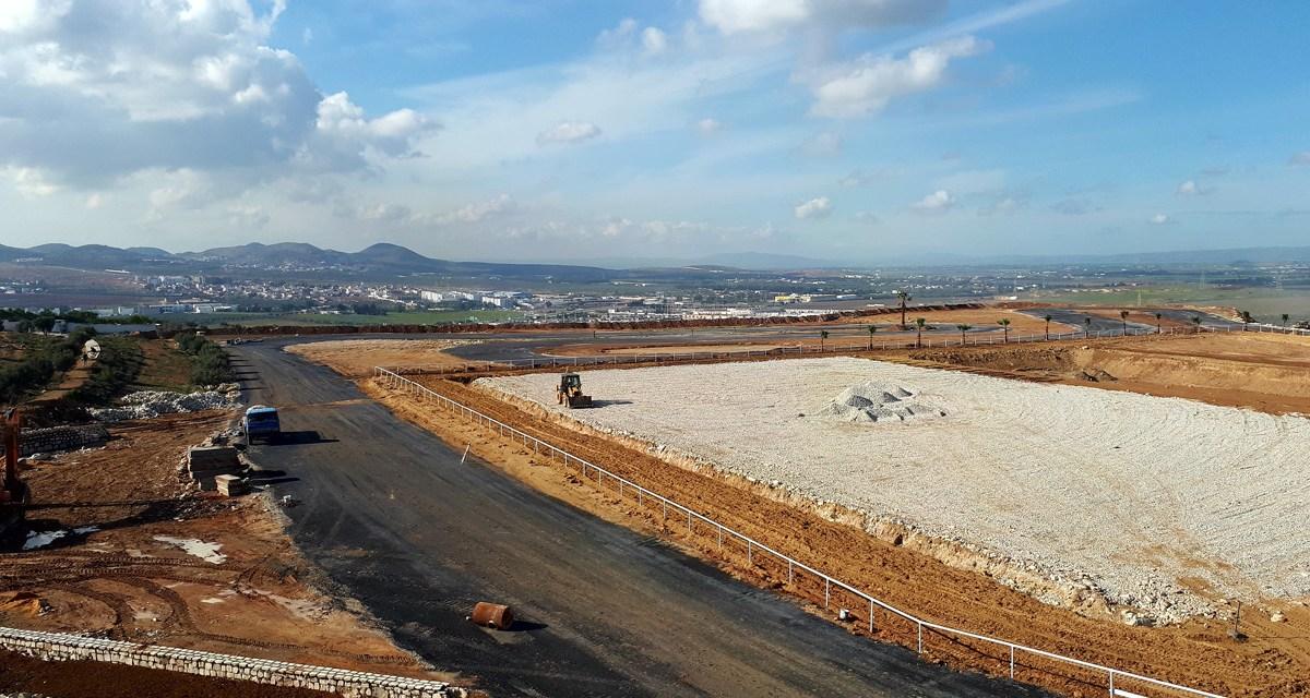 Circuit automobile de Tunis: l'ouverture officielle début Avril 2018
