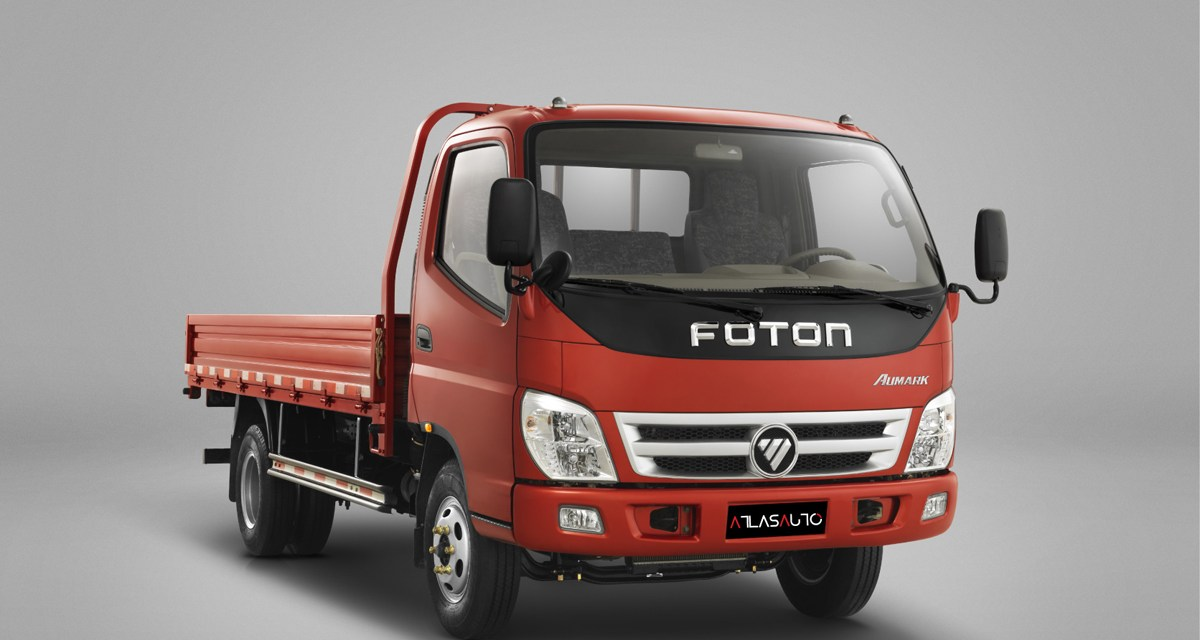 www.foton.tn, le nouveau site de la marque FOTON de ATLAS AUTO