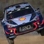 Championnat WRC : Neuville et Hyundai vainqueurs au Portugal