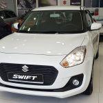 La nouvelle Suzuki Swift GL 1.2 BVA en pré-commande à Car Pro