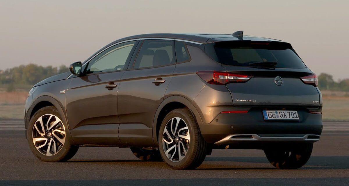 La bonne nouvelle pour STAFIM Opel: le Grandland X remporte le prix Off Road