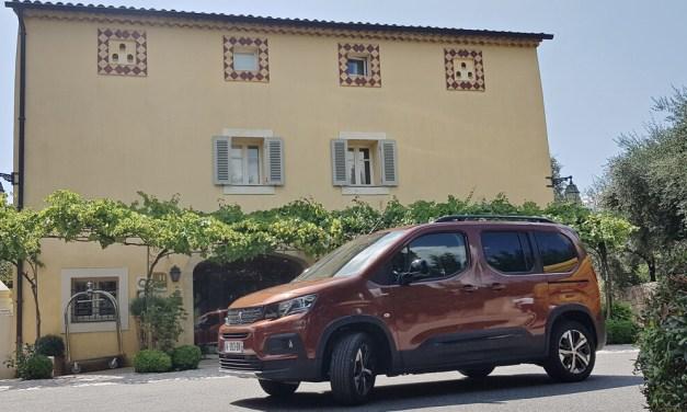 Nouveau Peugeot Rifter : notre Test Drive à Monaco