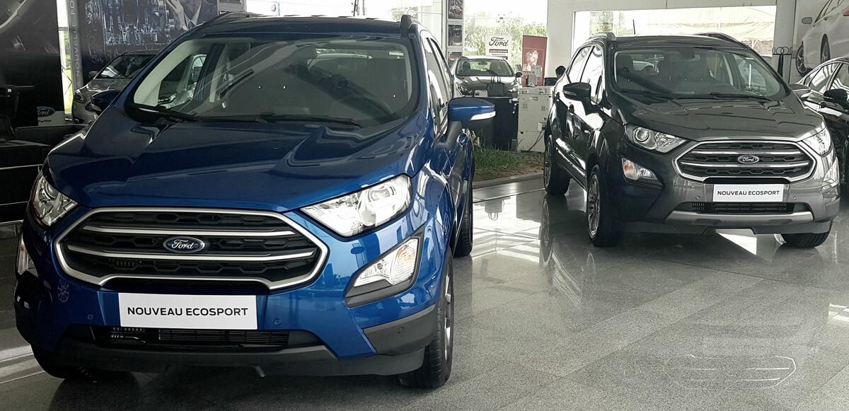 Avant première: Le nouveau Ford EcoSport de Alpha Ford Tunisie