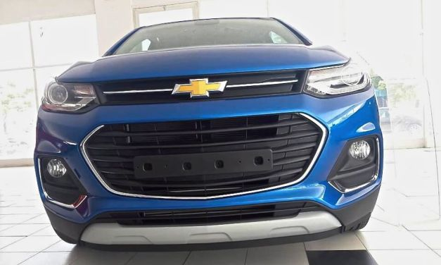 Nouveauté : le Chevrolet Trax à Afrique Auto