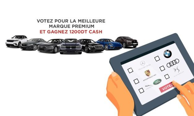 Sondage de la meilleure marque Premium en Tunisie : participez et gagnez 1200 dt offert par l'ATB
