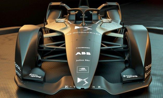Formule E : DS AUTOMOBILES ET TECHEETAH NOUENT UN PARTENARIAT