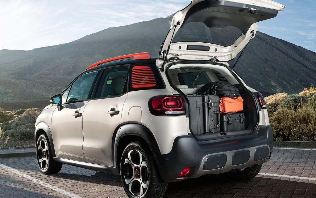 100 000 ventes pour le Nouveau SUV compact Citroën C3 Aircross