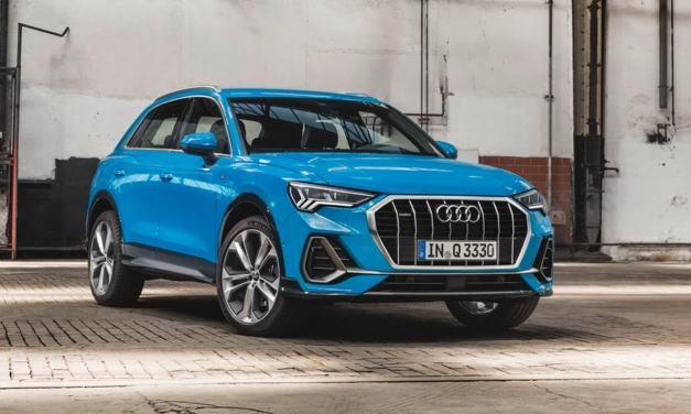 Nouveau Audi Q3: une transformation radicale