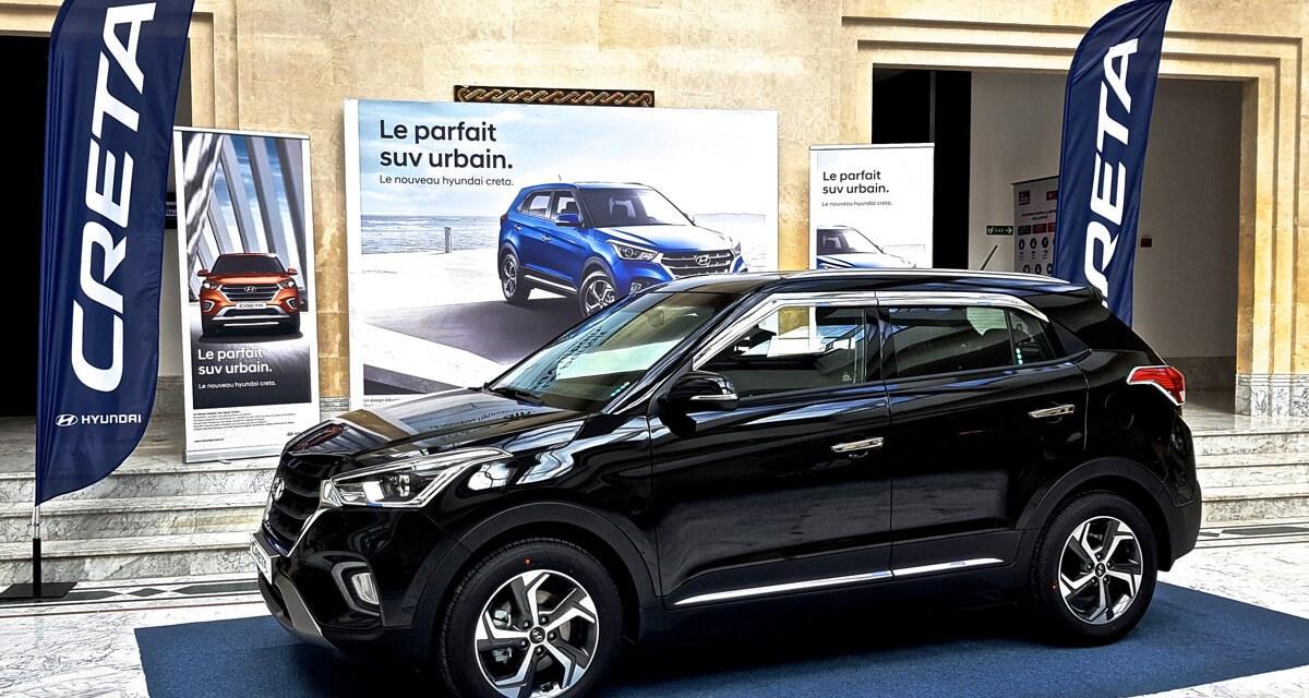 Le Hyundai Creta facelift disponible à Alpha Hyundai Motor