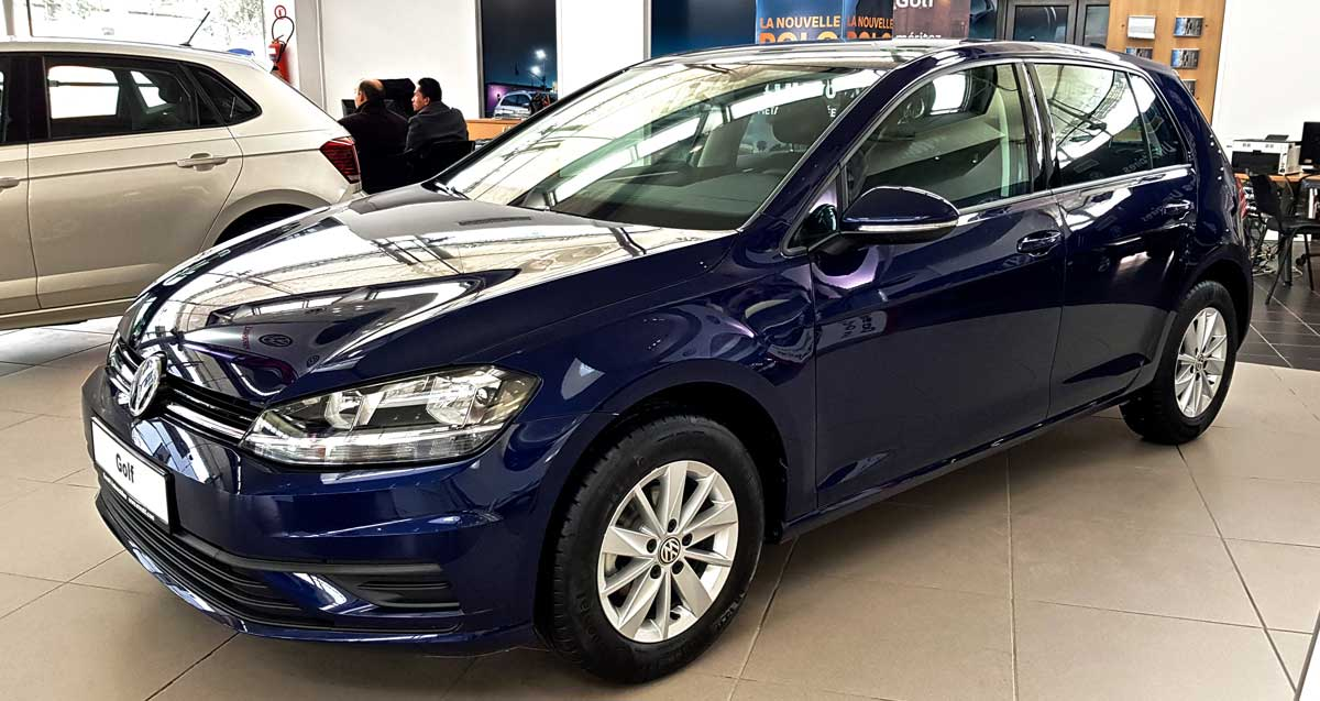 Golf Access 1.2l TSI BVA disponible à ENNAKL