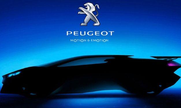 MOTION & e-MOTION la signature pour les voitures électriques de PEUGEOT