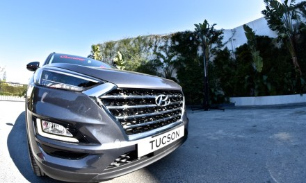Le nouveau SUV Hyundai Tucson bientôt commercialisé par Alpha Hyundai Motor