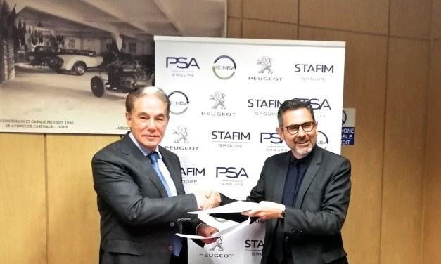 STAFIM et le Groupe PSA, lancent la commercialisation de pièces issues de l'économie circulaire