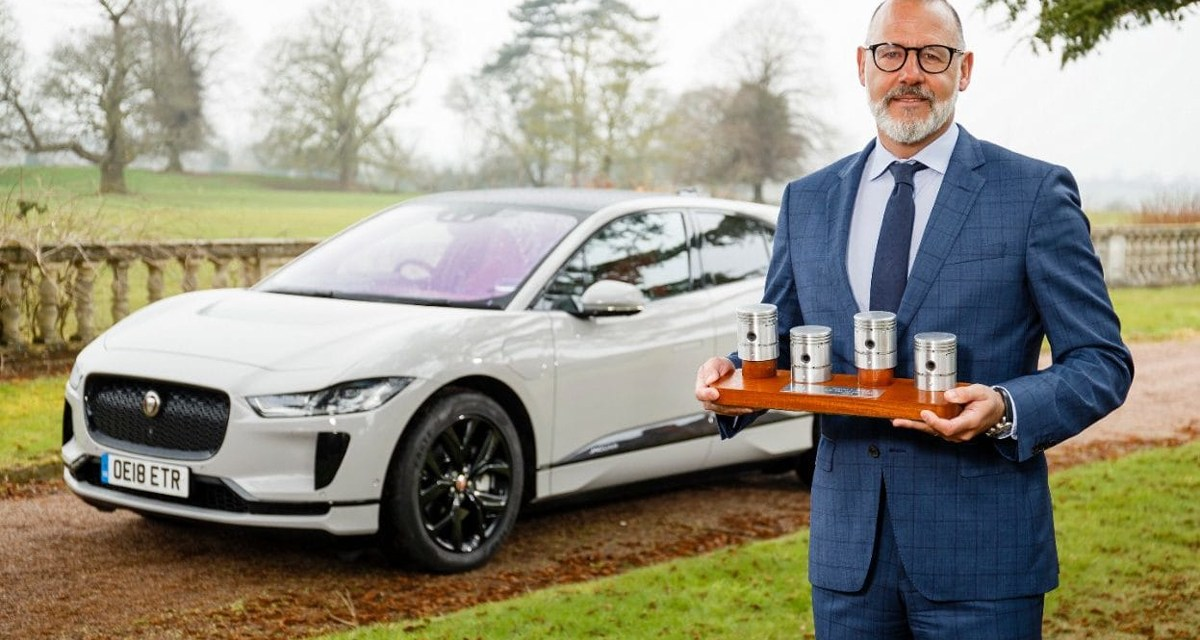 Jaguar I-Pace «Car of The Year 2019»