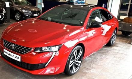 Prix, Fiche technique et reportage vidéo de la Nouvelle Peugeot 508