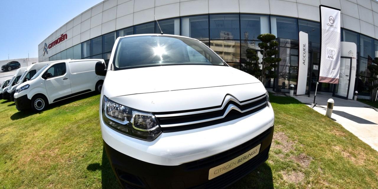 Nouveau Citroën Berlingo VAN HDI 92 BVM Control XL Disponible à AURES Tunisie