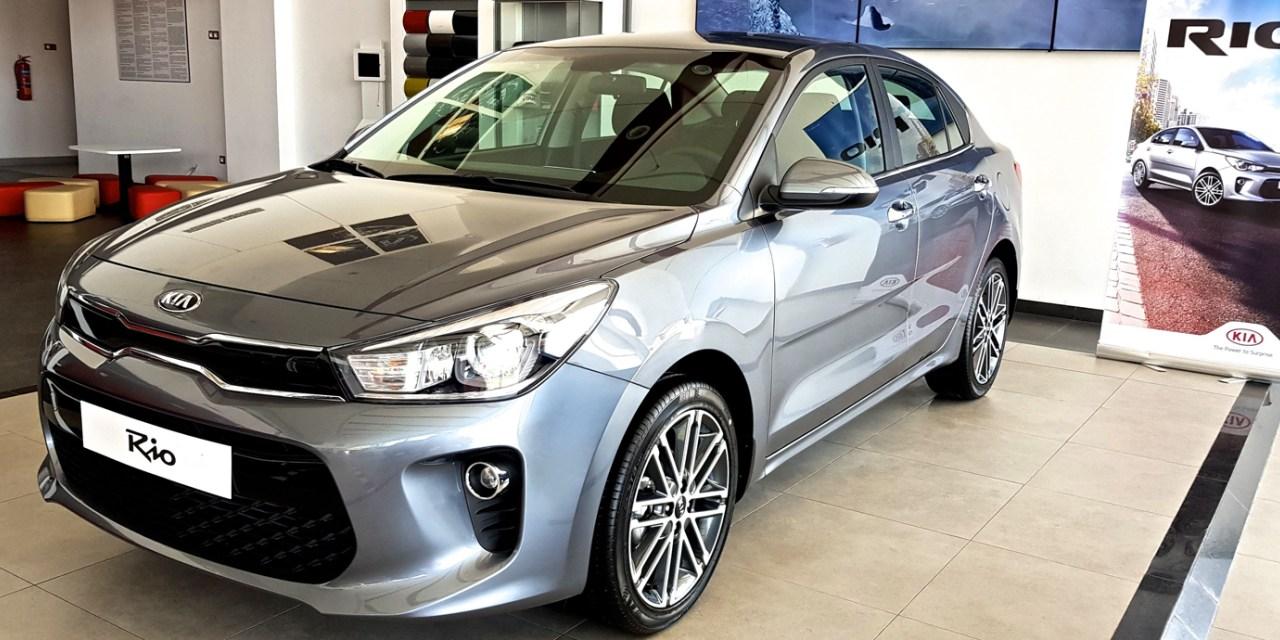 Nouvelle Kia Rio 4 Portes Disponible A Kia Motors Tunisie