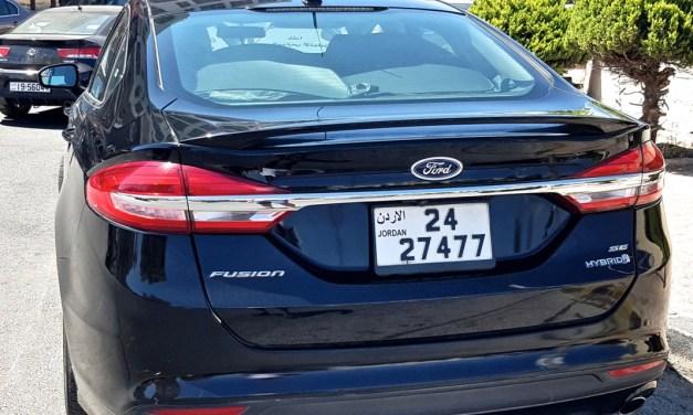 En Jordanie, la motorisation hybride en vedette!