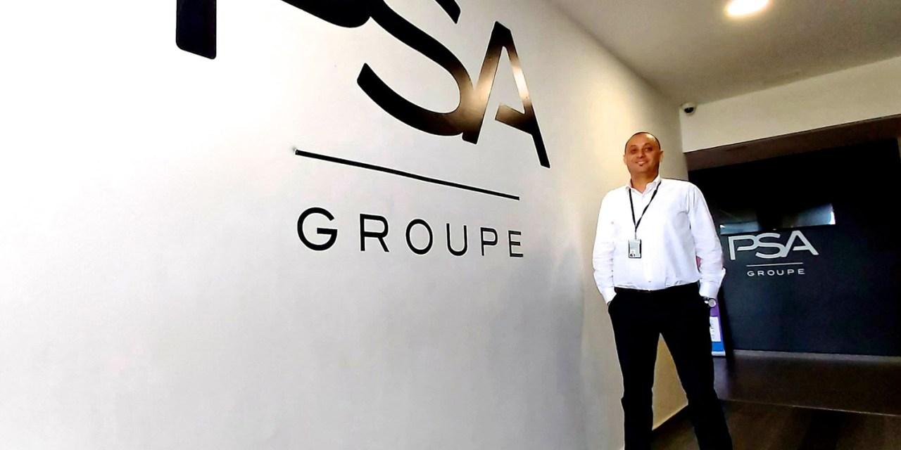Le Groupe PSA fait confiance au Tunisien Samy Ben Mhamed