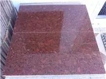 Gem Red Granite Countertops.