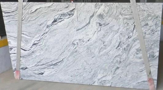 viscon white granite slabs..