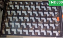 Decor marbre damier 3 D