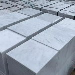 Carrara fond BLANC C