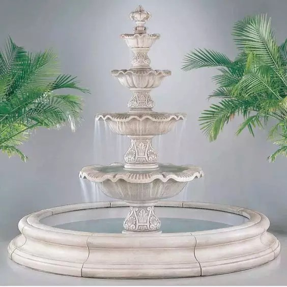 fontaine classique super géant