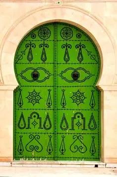 la porte Arabe de Tunis