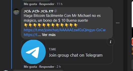 grup de telegrame btc