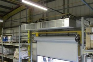 industrial air curtains for doors uk