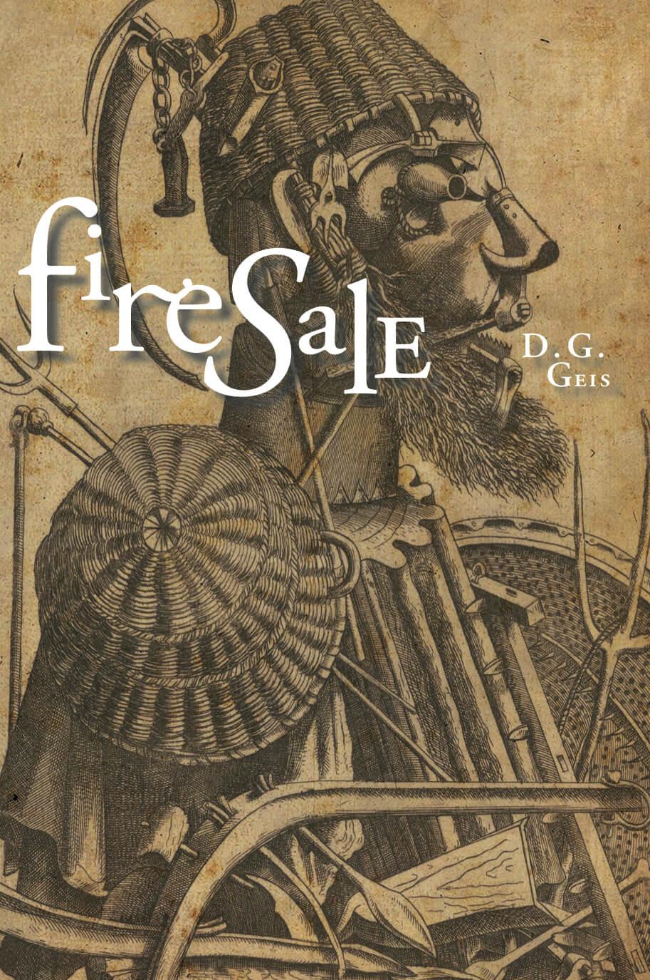 Fire Sale cover