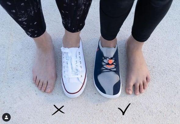 Kingakujuline jalg vs jalakujuline king