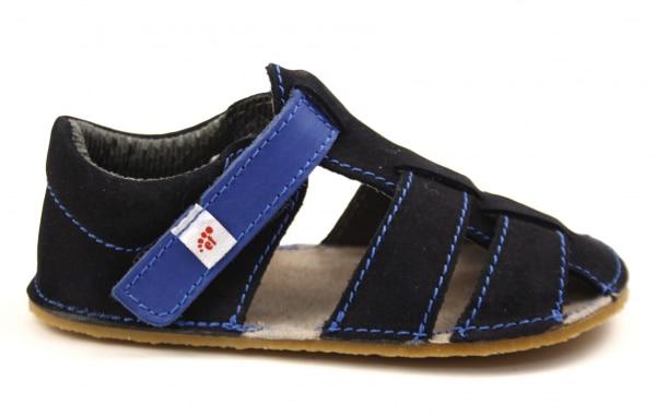 EF Barefoot tumesinised sandaalid
