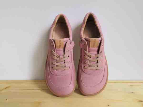Koel Barefoot roosad jalatsid