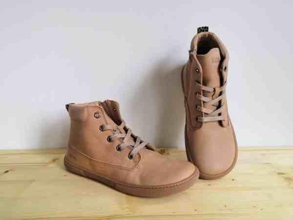 Koel Barefoot pruunid k/s saapad