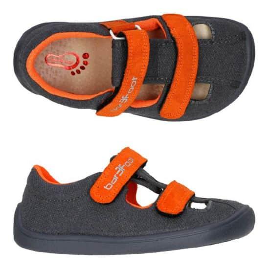 3f Bar3foot sandals