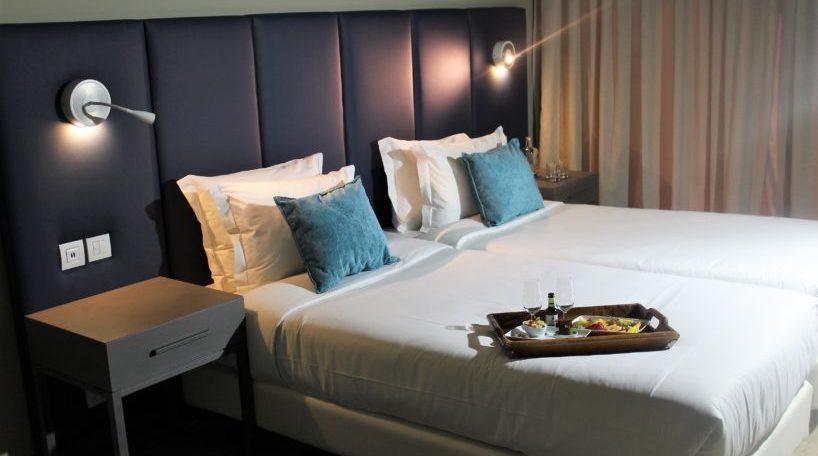 Imagen de archivo de un hotel en Setúbal