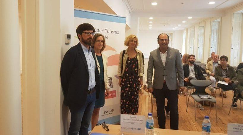 Jornada de formación del Clúster de Turismo de Galicia