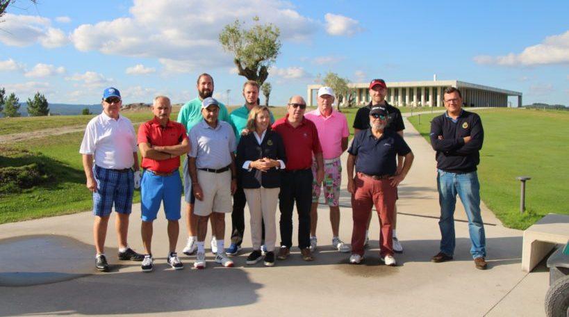 Misión inversa para impulsar el golf en Galicia