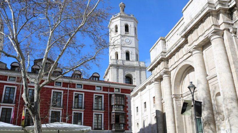 La catedral de Valladolid
